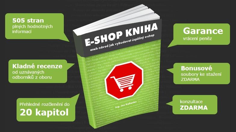 Eshop kniha nabízí řadu zajímavých bonusů.