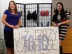 Lucie Bozděchová a Klára Doubková ve svém kamenném obchodě radí ženám, jaké nosit podprsenky