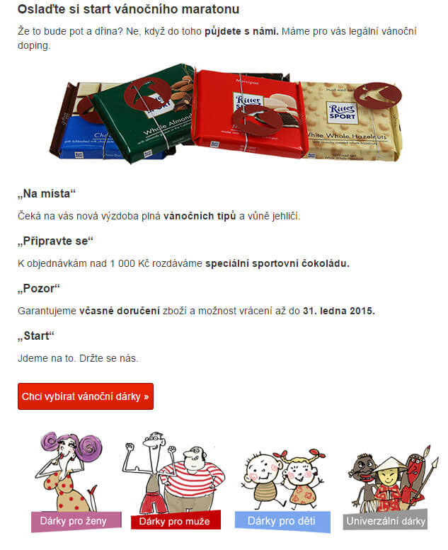 mailing-sportobchod-vanoce