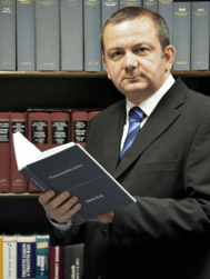 Mgr. Bc. Patrik Frk, výkonný ředitel