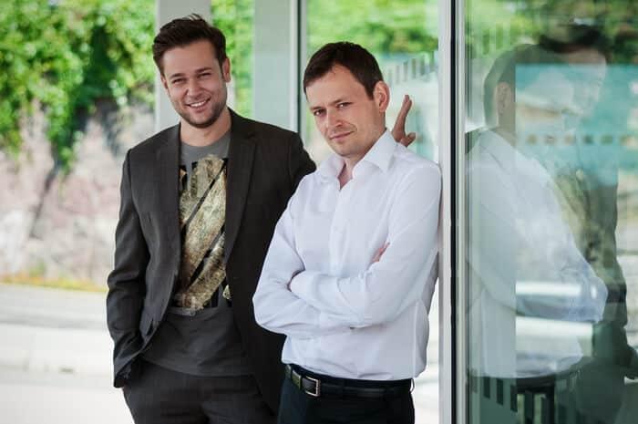 Jan Furiš a Zdeněk Steiner